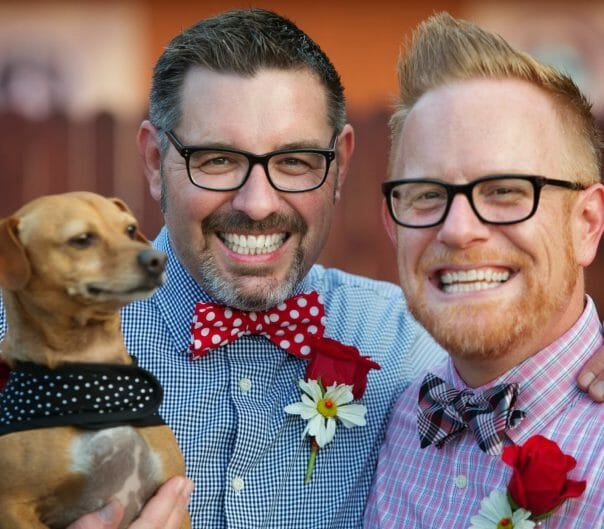 How to have animals on weddings